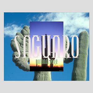 ABH Saguaro Small Poster
