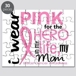 Hero In Life 2 Breast Cancer Puzzle