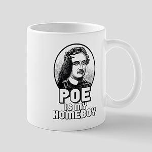 Poe is my Homeboy Mug