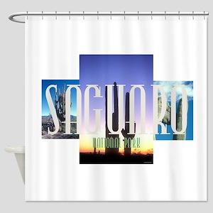 ABH Saguaro Shower Curtain