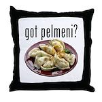 got pelmeni? Throw Pillow