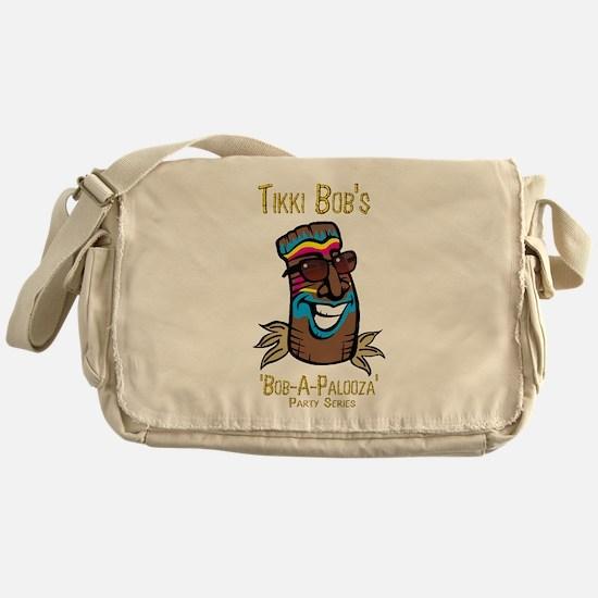 Bob-A-Palooza Messenger Bag