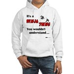 Ninja Thing Hooded Sweatshirt