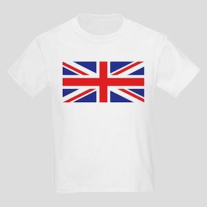 UK Union Jack Kids Light T-Shirt