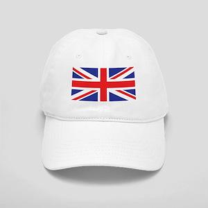 UK Union Jack Cap