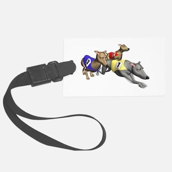 Greyhounds Luggage Tag