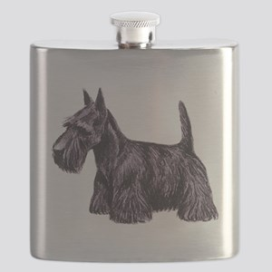 dover scottie Flask