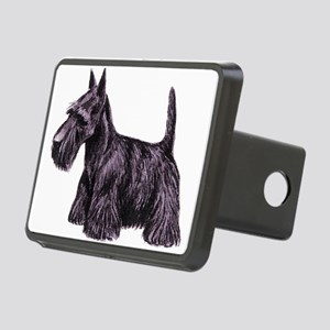 dover scottie Rectangular Hitch Cover