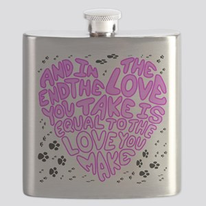 Love you make Flask