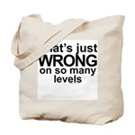 Wrong Tote Bag