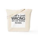 Wrong Tote Bag