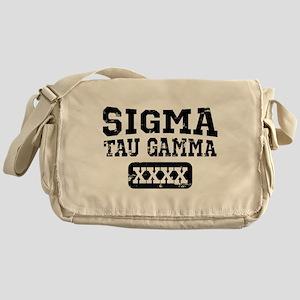 Sigma Tau Gamma Athletics Messenger Bag