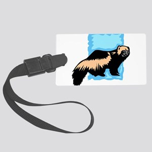 Wolverine Large Luggage Tag