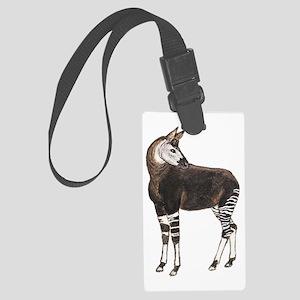 Okapi Large Luggage Tag