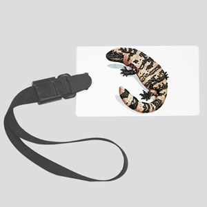 Gila Monster Lizard Large Luggage Tag