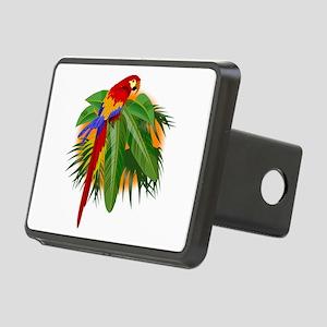 parrot Rectangular Hitch Cover