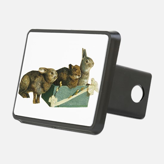 Bunny rabbits Hitch Cover