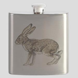 Jack Rabbit Flask