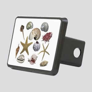 Shells Rectangular Hitch Cover