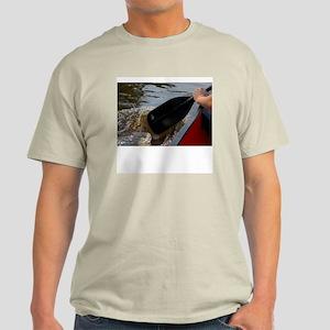 Paddling Ash Grey T-Shirt