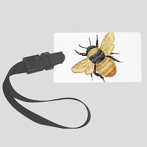 bumblebee Large Luggage Tag