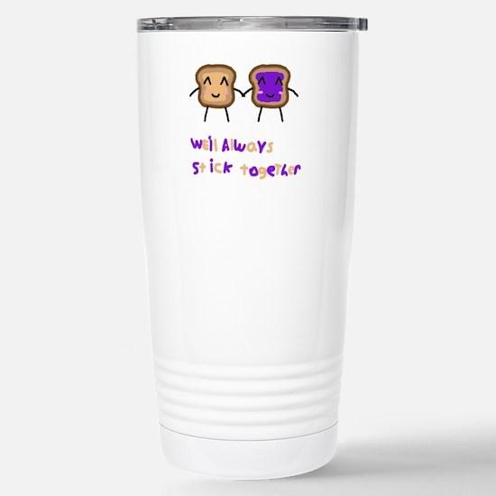 PBJ Stainless Steel Travel Mug