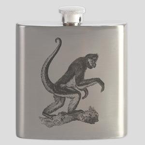 Spider Monkey Flask