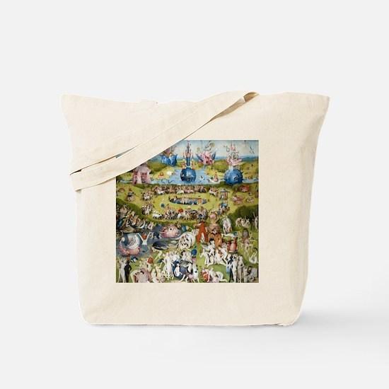 Bosch The Garden of Delights Tote Bag