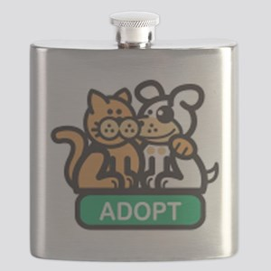 adopt animals Flask