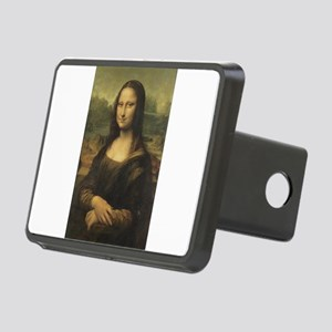 Mona Lisa Rectangular Hitch Cover