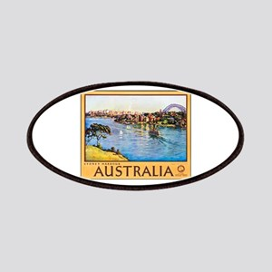 Australia Travel Poster 10 Patches
