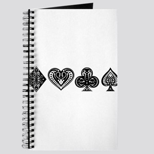 Card Symbols Journal
