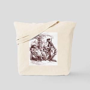 DOG GIVING COUNSEL Tote Bag