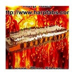 lava Tile Coaster