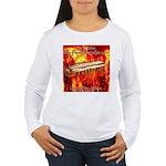 lava Women's Long Sleeve T-Shirt