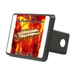 lava Rectangular Hitch Cover