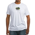 harmonica1 Fitted T-Shirt