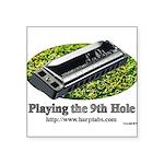 harmonica1 Square Sticker 3