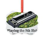 harmonica1 Picture Ornament