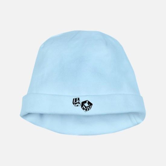 Dice baby hat
