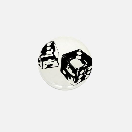 Dice Mini Button
