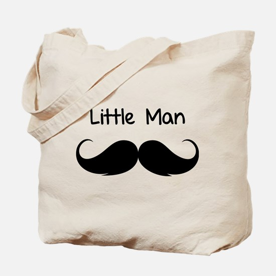 Little man Tote Bag