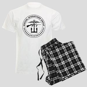 SOG - SAD B-W Men's Light Pajamas