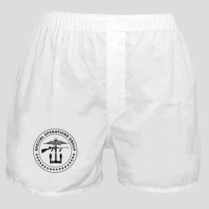 SOG - SAD B-W Boxer Shorts