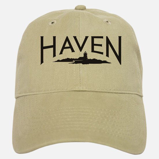 Haven logo - Baseball Baseball Cap