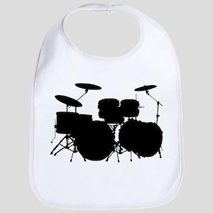 Drums Bib