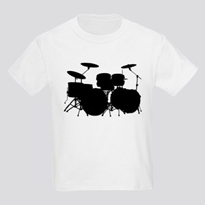 Drums Kids Light T-Shirt