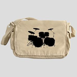 Drums Messenger Bag