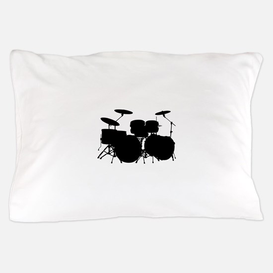 Drums Pillow Case