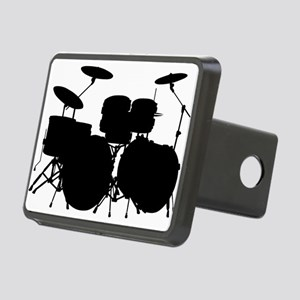 Drums Rectangular Hitch Cover